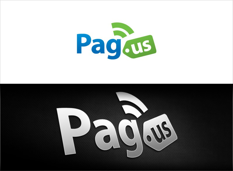 Create the next logo for Pag.us