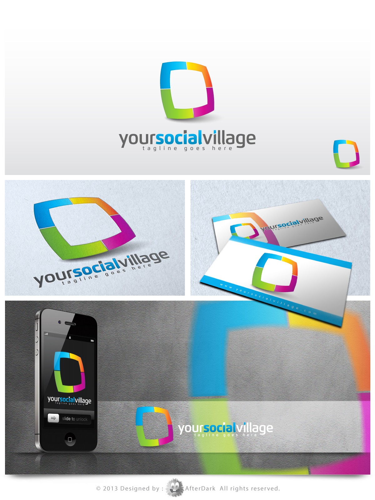 New logo wanted for Your Social Village