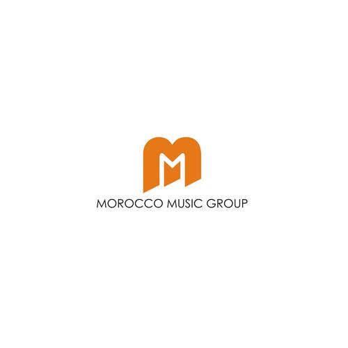 Logo 3D fo M