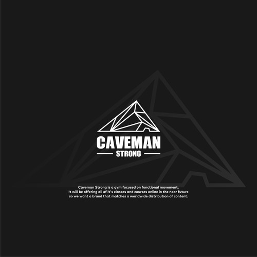 CAVEMAN STRONG