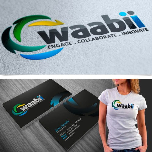 Waabii needs a new logo