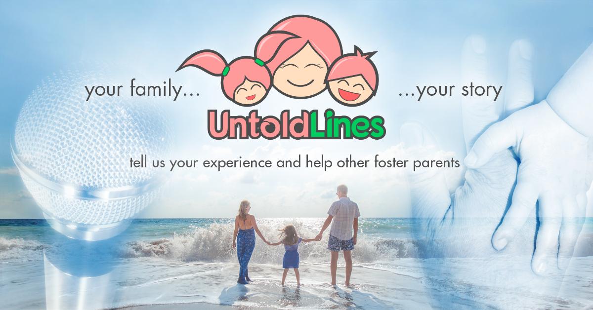 Untold Lines Facebook Ad