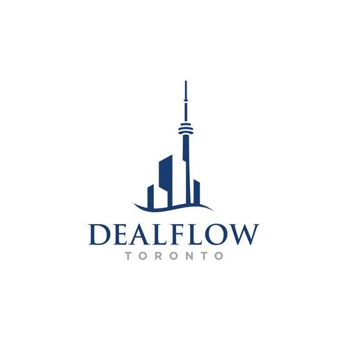 Boutique Commercial Real Estate Consultancy Logo Design