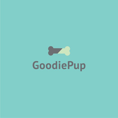 Logo design for GoodiePup