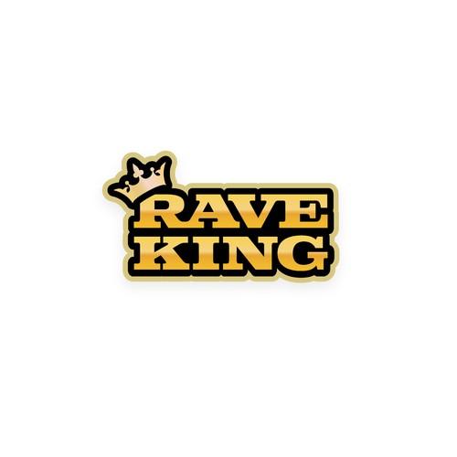 Rave King Logo