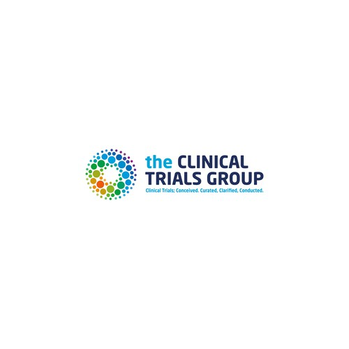 Logo concept for a clinical trials group