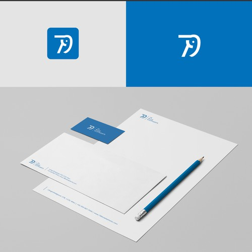 Logo and Branding design for Technology company