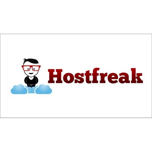 Logo for Hostfreak hosting service