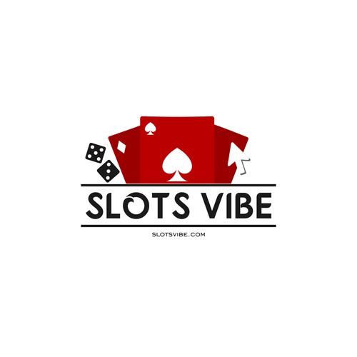 Logo concept for a online casino