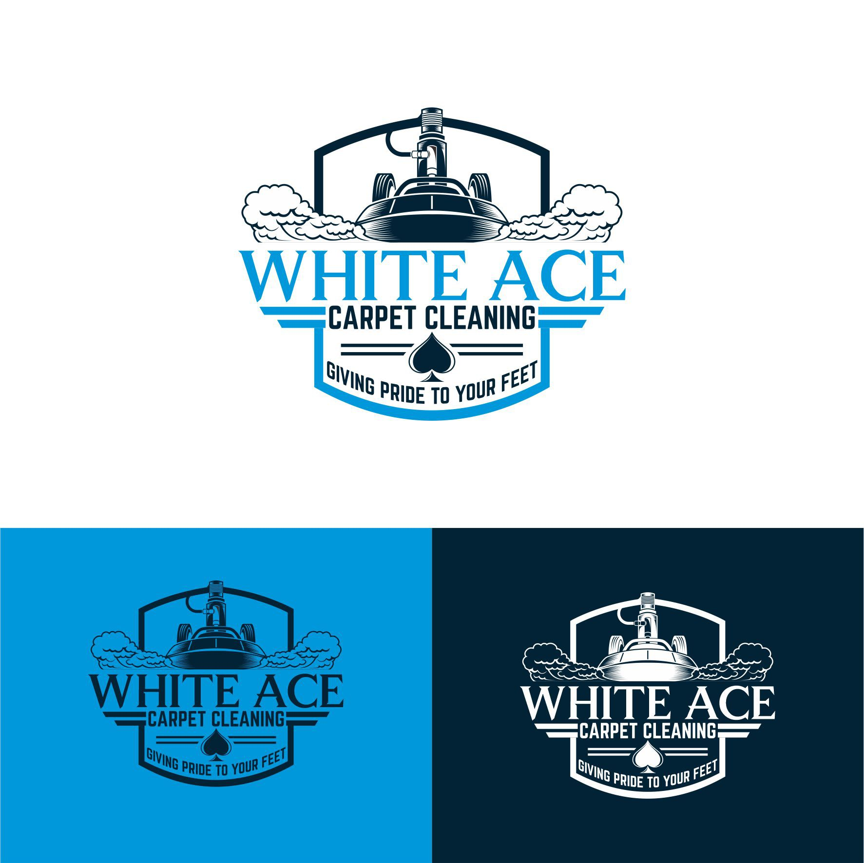 White Ace Carpet Cleaning