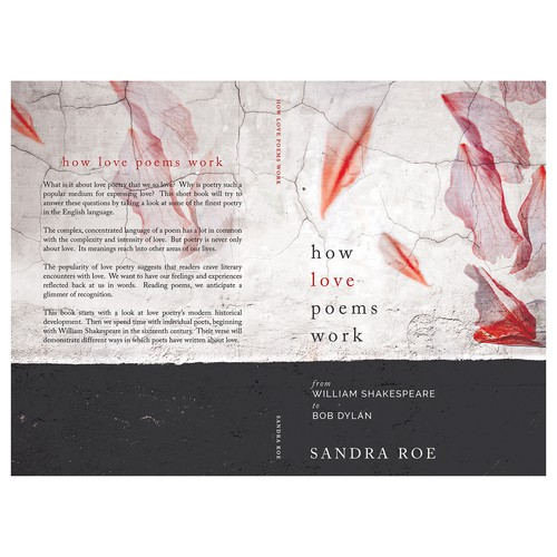 "Book cover for ""How Love Poems Work"""
