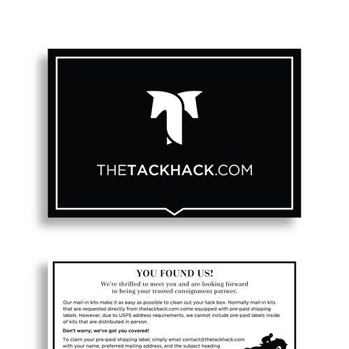 Flyer for The TackHack