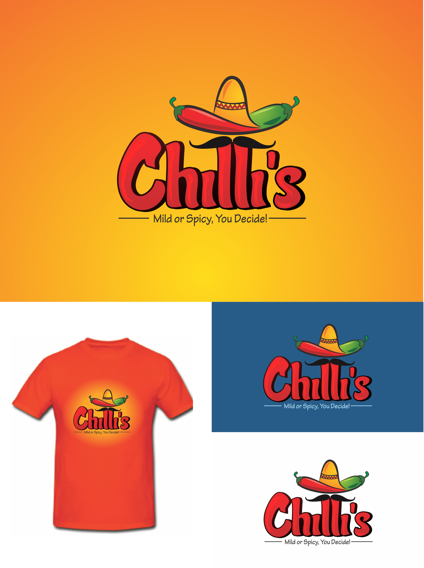 Logo for new, funky Mexican restaurants