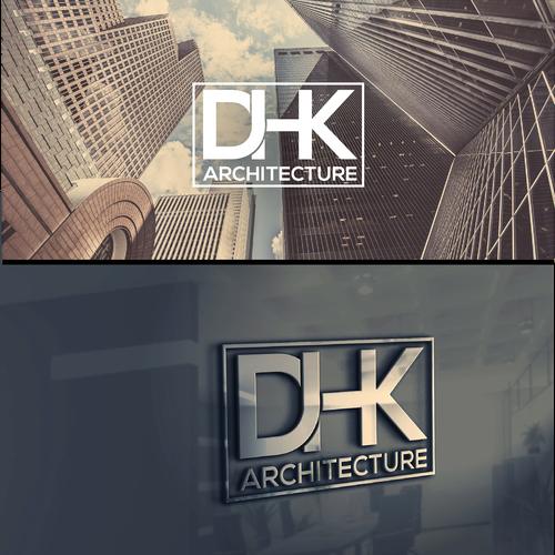 DHK Architecture Logo
