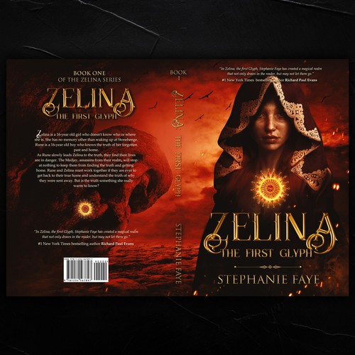 Zelina - The First Glyph