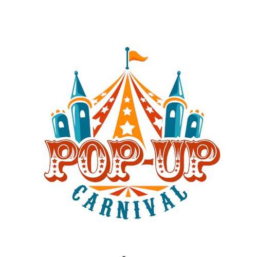Logo - PopUp Carnival