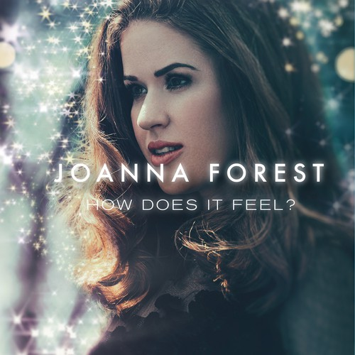 JOANNA FOREST ALBUM COVER