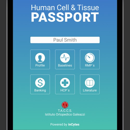 App Design for Clinical Data Collection and Reporting Platform