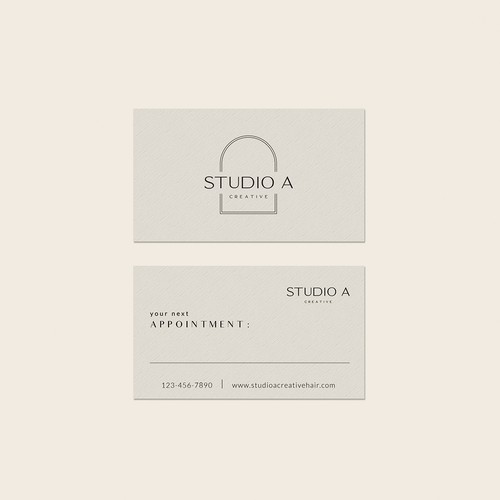 A classy hair studio