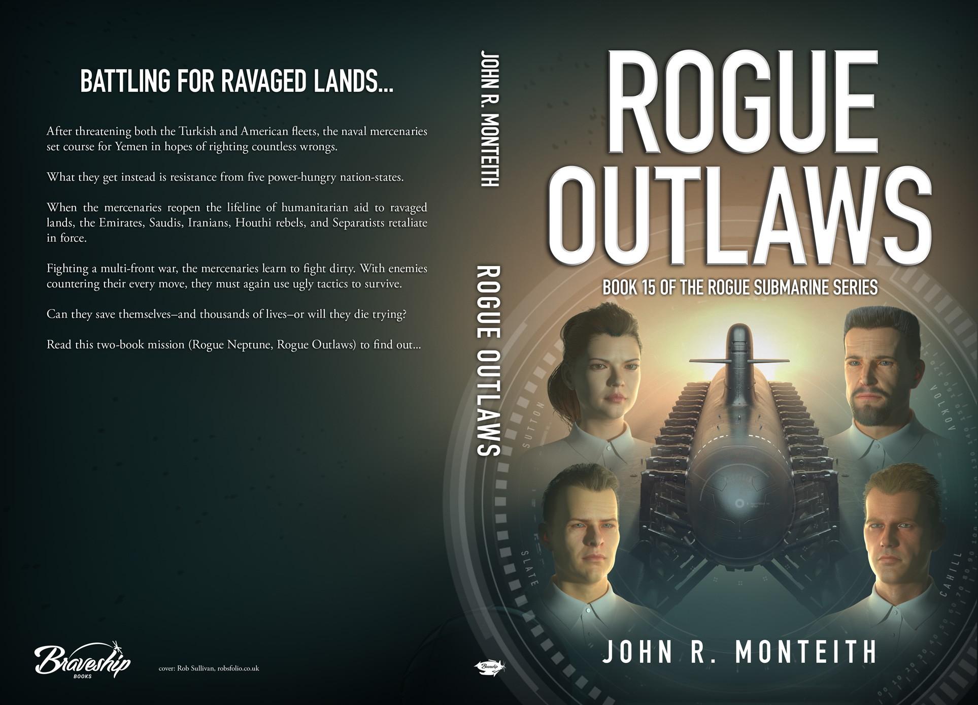 Rogue Neptune Book Cover