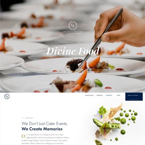 Luxury Catering Company