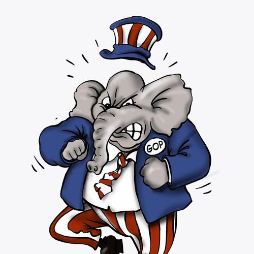 Grumpy the Elephant
