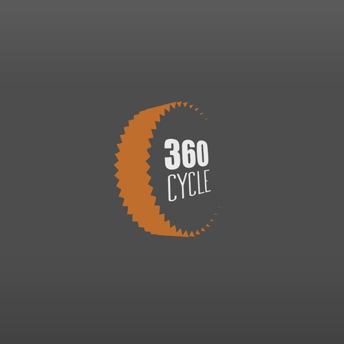360 Cycle Logo