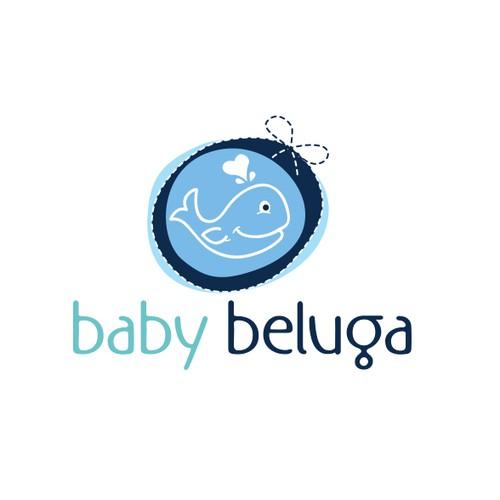 Logo for kids store