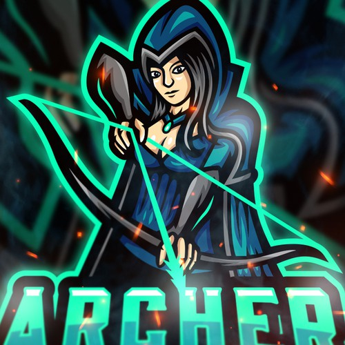 Archer Logo Design