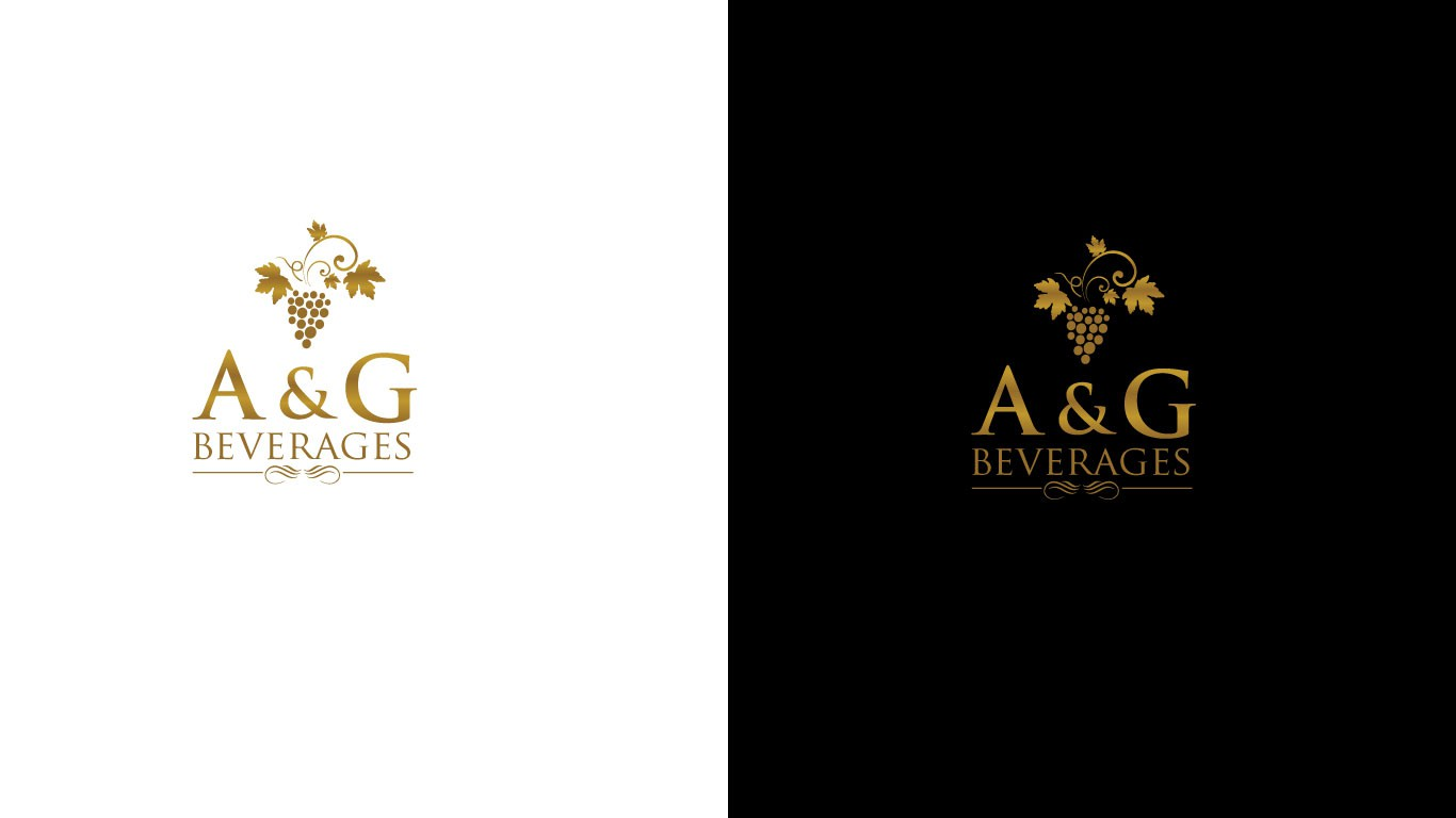 Create the next logo for A&G Beverages