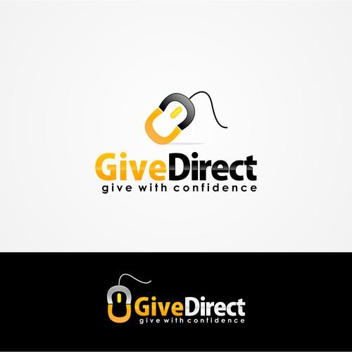 GiveDirect needs a new logo