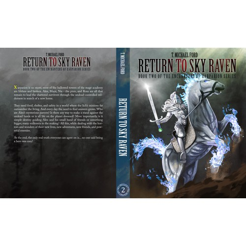 Return to Sky Raven