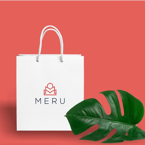 Logo for e-commerce app for mission-driven brands