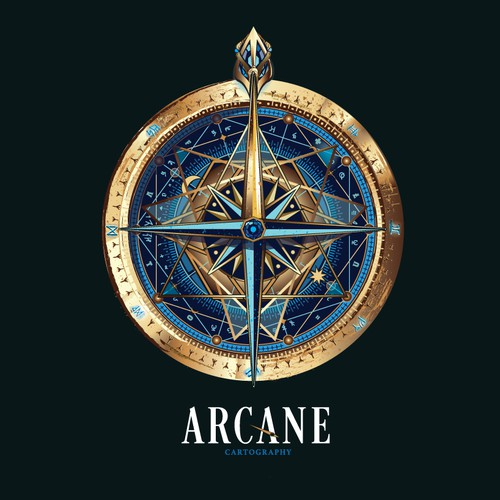 logo for Arcane cartography