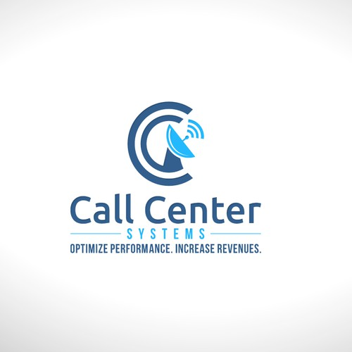 help create a cool logo and website for a call center