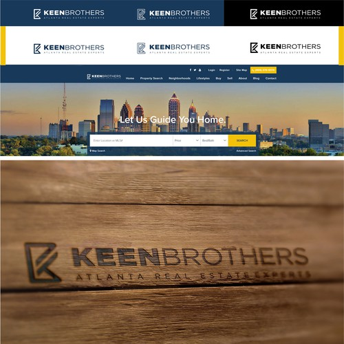 Concept for Keen Brothers