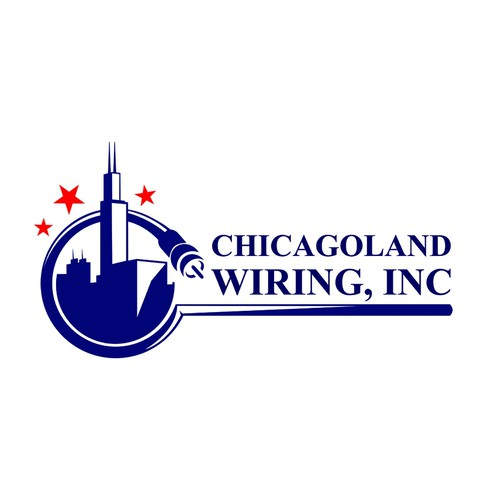 Logo for wire company