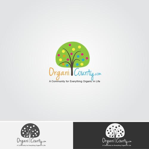 Create the next logo for oragnicounty.com