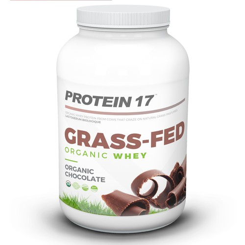 Grass fed - whey package