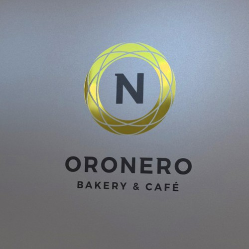 Logo concept for bakery&cafe