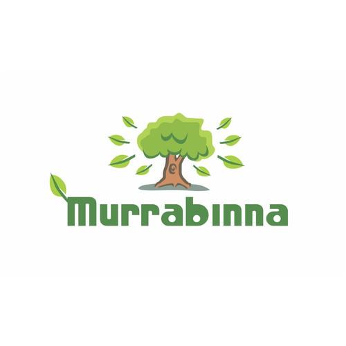 Create the next logo for Murrabinna