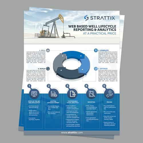 Strattix Business Sell Sheet (Infographic Flyer)