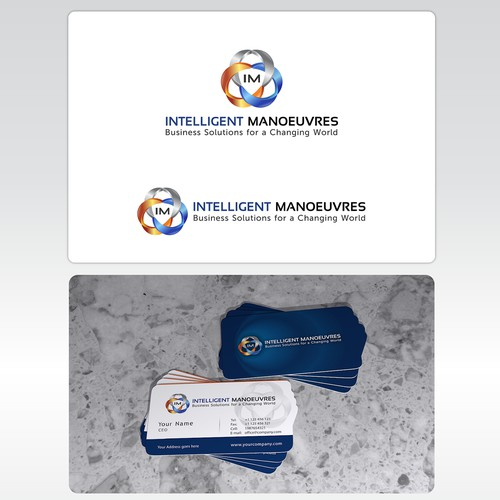 Help Intelligent Manoeuvres with a new Logo Design