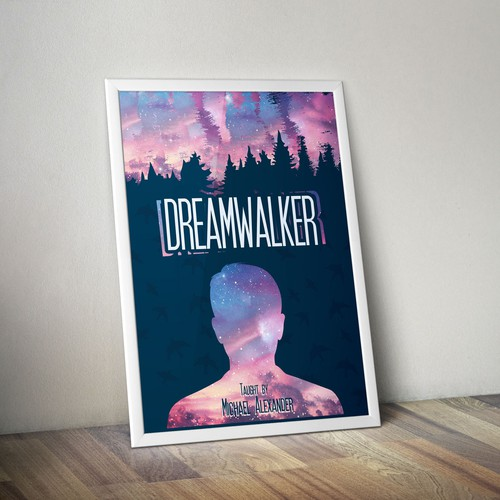 Poster for Dreamwalker, a personal development event