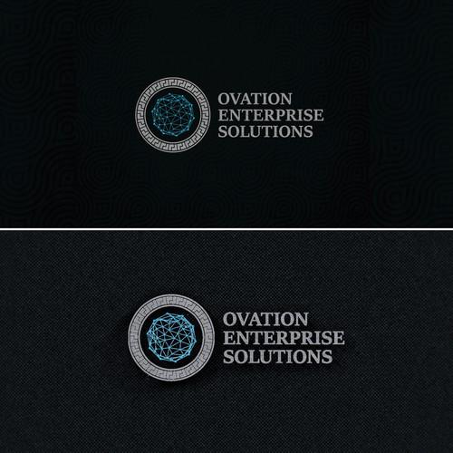 Ovation Enterprise Solution Logo