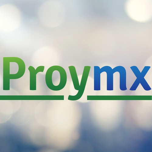 Logotipo para Proy Mx