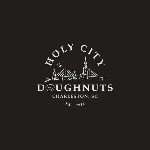 Logo Concept for Doughnut Company