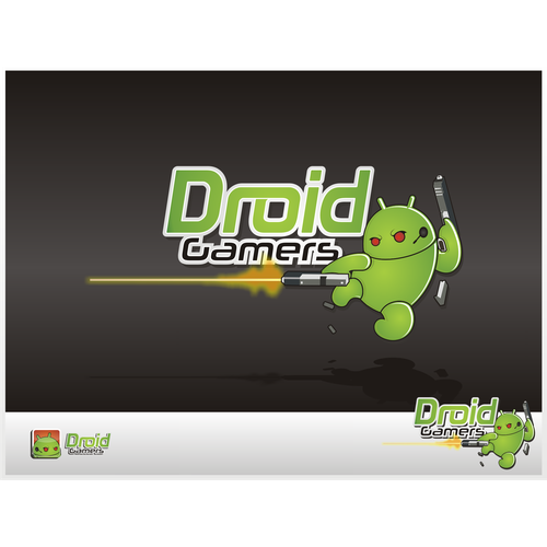 New logo wanted for DroidGamers