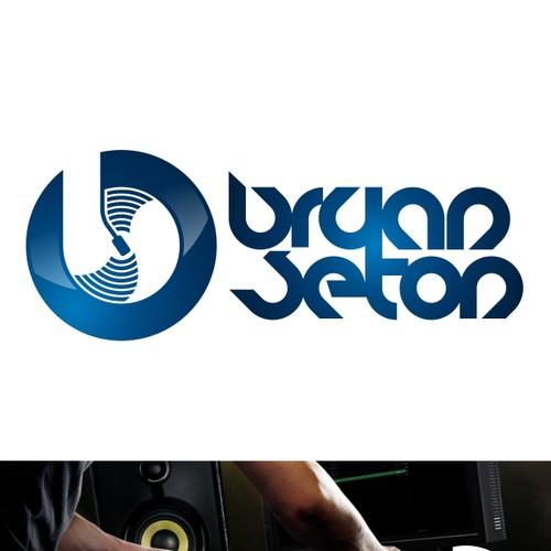 DJ Bryan Seton Logo