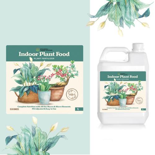 Plant Fertilizer 🌱🌸